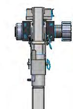 SINCE 1982 MODEL: P-5A Lifting Capacity: 1,000 Lbs. For CCTV below-grade applications LOAD CHART Boom Position A B C 2 1000 850 700 1 950 775 625 Capacity in Lbs. 6 8.21 11 59.5 12 9 9 12 1,000 Lbs.