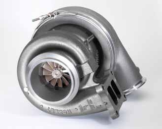 management for improved fuel economy - Stronger throttle response at all RPMs - More precise operation - Missing impeller cover leads to potential damage