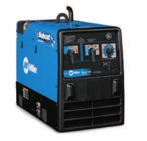 Bobcat Series Engine Driven Our Bobcat engine-driven welder/generators have been the top-selling in their class because they are engineered to be reliable, powerful and durable from the start.