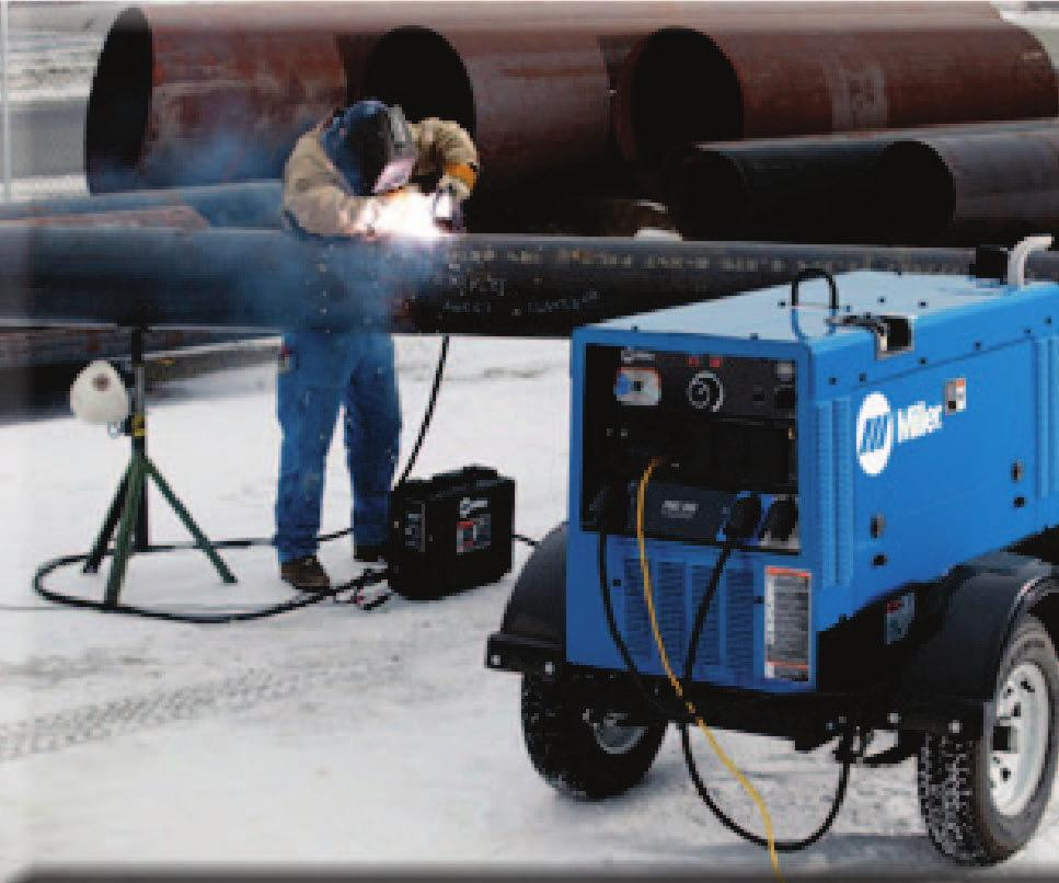 Big Blue 300 Pro See Literature No. ED/5.21 Reliable low speed diesel with outstanding arc performance. Ideal for construction, fabrication or process piping professionals.
