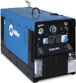 Big Blue 400 X See Literature No. EDX/10.1 Industrial Stick (SMAW) Flux Cored (FCAW) Lift-Arc DC TIG (GTAW) (CAC-A) through 6.4 mm (1/4 in.