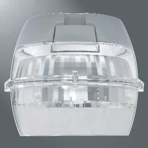 DESCRIPTION The McGraw Edison Envoy (EPL) is a unique presentation of form, function and unmatched versatility, making it the right choice for complex garage lighting applications.