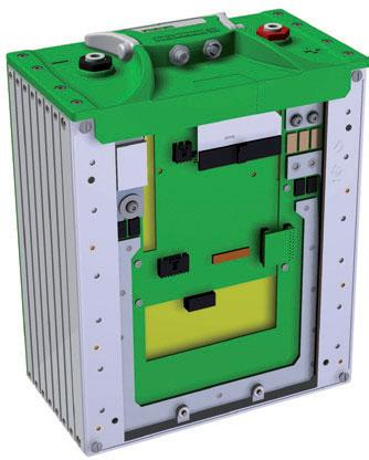 Battery Management System (BMS) for double safety Battery management system (BMS) at module level Lithium-ion batteries must be monitored electronically on a constant basis in order to ensure their