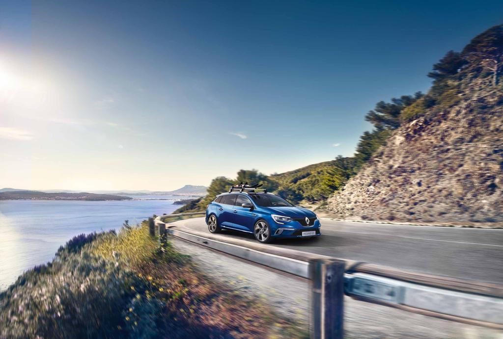 Extend the experience New Renault Megane Hatchback & Estate at www.renault.co.