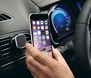 Make full use of your smartphone in complete safety when you are