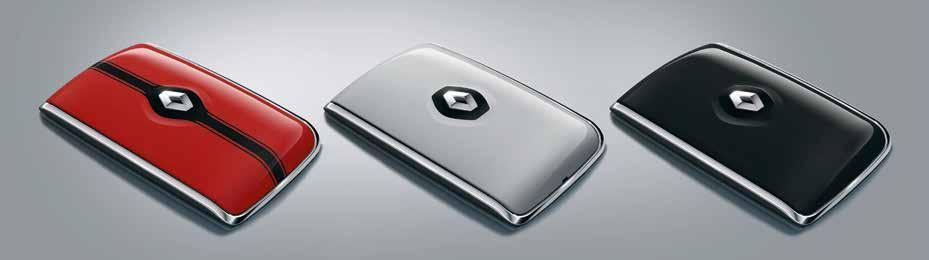 Exterior Styling pack - Carbon look Enhance the sportiness of your Renault with a touch of elegance.