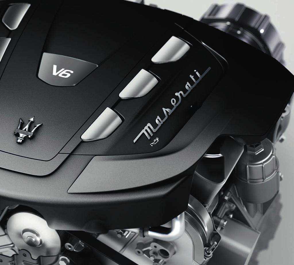 T E C H N O L O G Y AN ALL-MASERATI DIESEL The Ghibli Diesel is the first diesel-powered car in the history of Maserati - and it s everything a Maserati engine should be.
