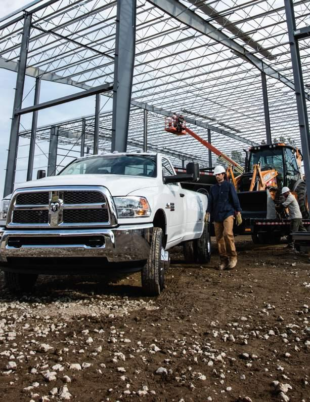 13 america s longest-lasting heavy duty pickups 1 BEST-IN-CLASS 3 930 LB-FT TORQUE The Ram