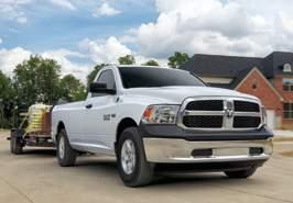 RAM 1500 PICKUP RAM LEADERSHIP: COMMANDING ENGINES AND TRANSMISSIONS. INNOVATIVE, RESILIENT SUSPENSIONS. OUTSTANDING FUEL EFFICIENCY AND TORQUE FROM THE AVAILABLE 3.0L ECODIESEL V6.