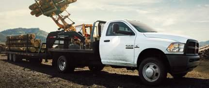 Ram 3500 Chassis Cab capably demonstrates how all the right numbers add up for business success. FROM UPFIT TO AMPS TO TOUCHSCREEN, THE RAM 3500 CHASSIS CAB ELECTRONICS SET THE BENCHMARK.