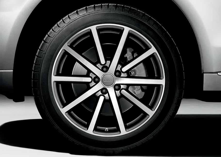 High-performance tires are designed for optimum performance and handling in warm climates. They are not suitable for cold, snowy, or icy weather conditions.