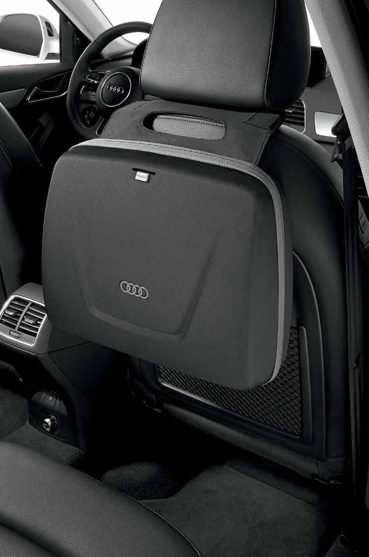 1. Over-the-seat waste bag This stylish waste bag helps keep the interior of your vehicle