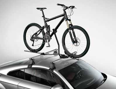 TravelSpace Transport Aluminum bike rack 1 Help protect your other ride.