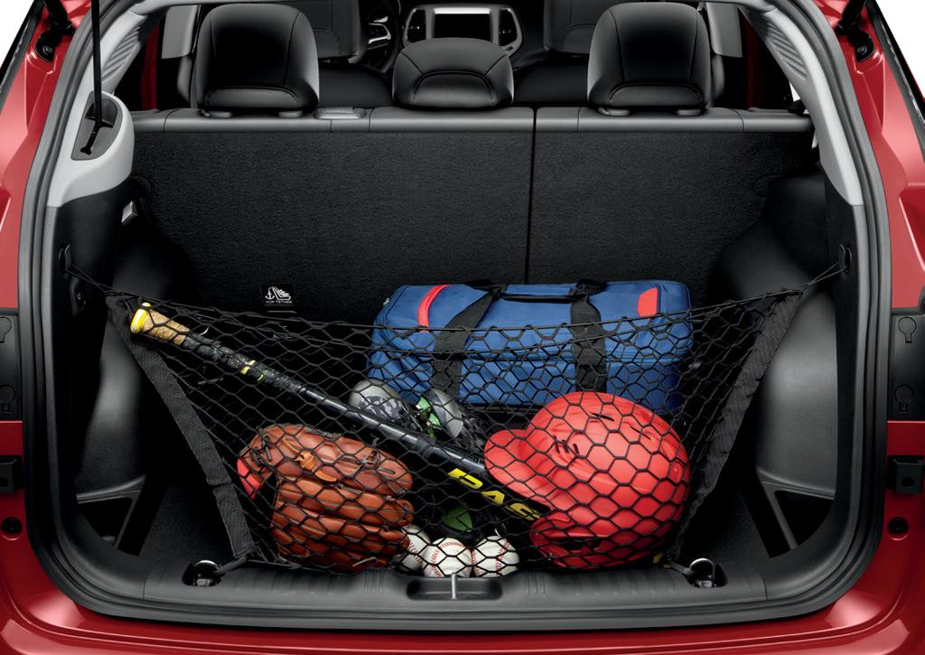 JEEP COMPASS CARGO MANAGEMENT SYSTEM ENVELOPE CARGO NET.