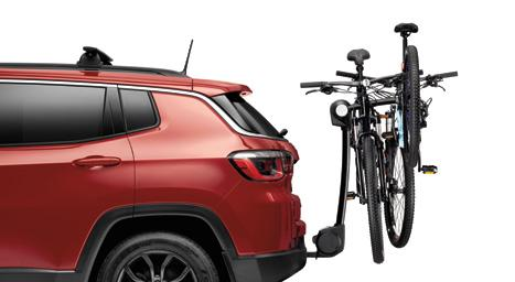 ( 1) Increase the cargo capacity of your vehicle to keep up with your active lifestyle. Carrier mounts to the Removable Roof Bars.(2) [ TCBOX624 368L ] ROOF-MOUNT CANOE CARRIER.