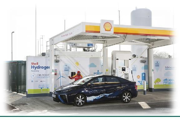Fuel Cell Electric Vehicles - Hydrogen Progress to date 5m for an initial network of 12 hydrogen refuelling stations most of which are now operational and publically accessible 2m support to enable