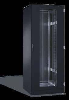 IS-1 Complete Network Cabinets equipped for convenience and maximum security IS-1 complete server cabinets for networks: 600 mm wide and 600 mm deep or 800 mm wide and 800 mm deep basic cabinet incl.