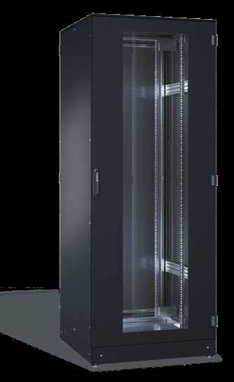 SCHÄFER IS-1 IT Cabinet IP55 rating State-of-the-art rack solutions for all standard server and network components even for combinations of components from different manufacturers Maximum assembly