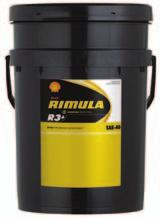 TRANSPORT HEAVY-DUTY DIESEL ENGINE OILS SHELL AUSTRALIA LUBRICANTS PRODUCT DATA GUIDE 2013 SHELL RIMULA R3 SHELL RIMULA R3 HEAVY-DUTY DIESEL ENGINE OILS TRANSPORT HEAVY-DUTY DIESEL ENGINE OILS Shell