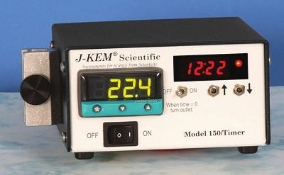 Units are available in four different thermocouple types and temperature ranges.