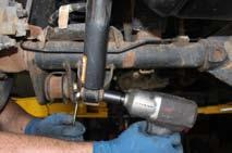 Post installation checks are always recommended after installing aftermarket parts.