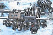GEARBOXES Gearboxes Gearboxes Gearbox is a mechanical device utilized to increase the output torque or change the speed of a motor.