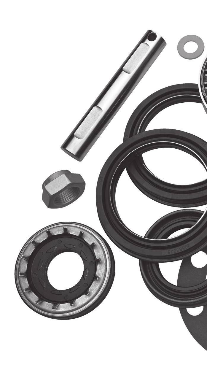 Axle Components Driveshaft Components Repair Kits Only original equipment quality components are guaranteed to meet the same specifications as the