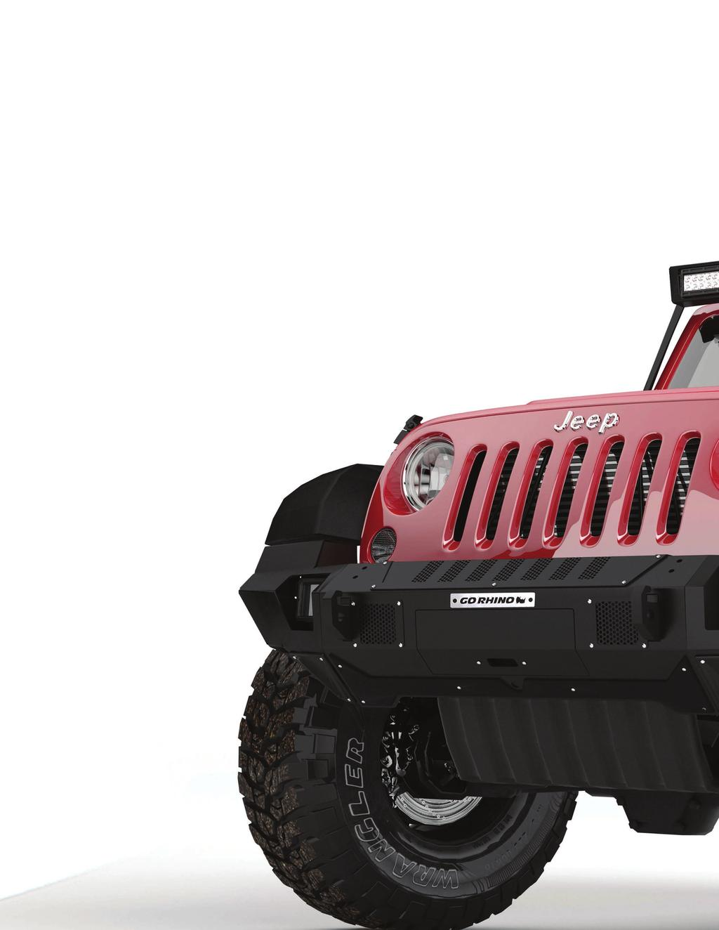 NEW FOR JEEP JK: BR MODULAR