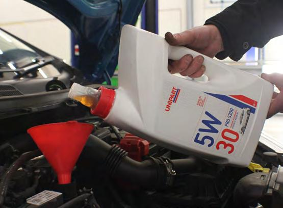 Unipart Mineral Oils have been developed to offer protection and longer life to older and commercial vehicles.