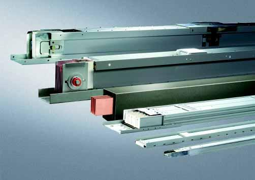 8PS Busbar Trunking Systems Siemens AG 2007 Introduction Overview Busway systems in the low-voltage range guarantee the reliable Universal power distribution transmission and distribution of energy