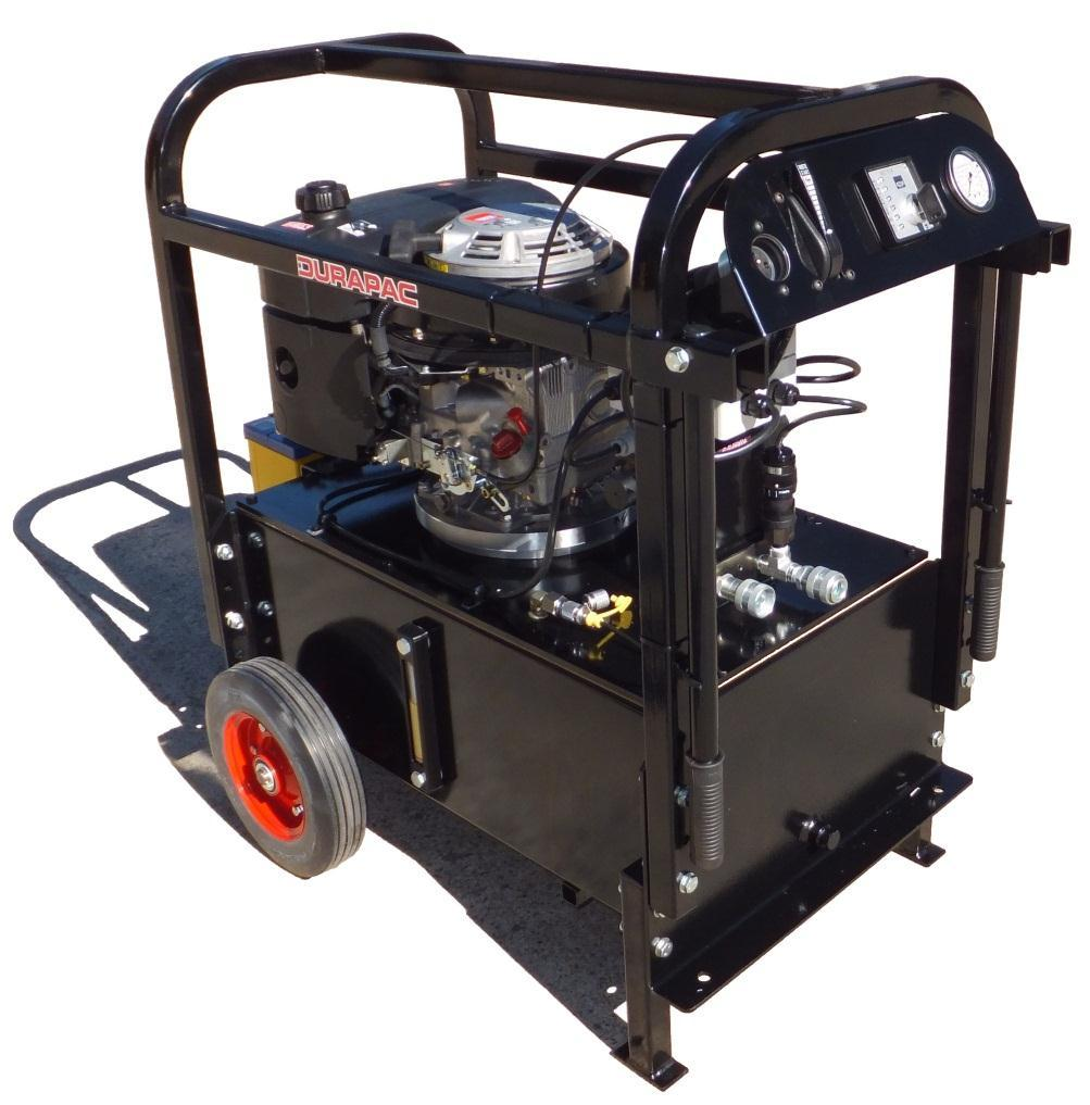 Single Speed Diesel Power Unit Model HPD11 Maximum