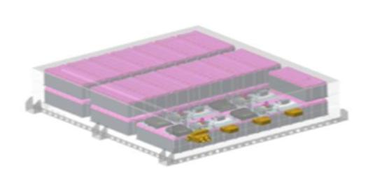 Target Applications Rack to Container RE & Grid support Micro scale : < 10 kwh Middle scale : 50~500 kwh Large scale : >MWh
