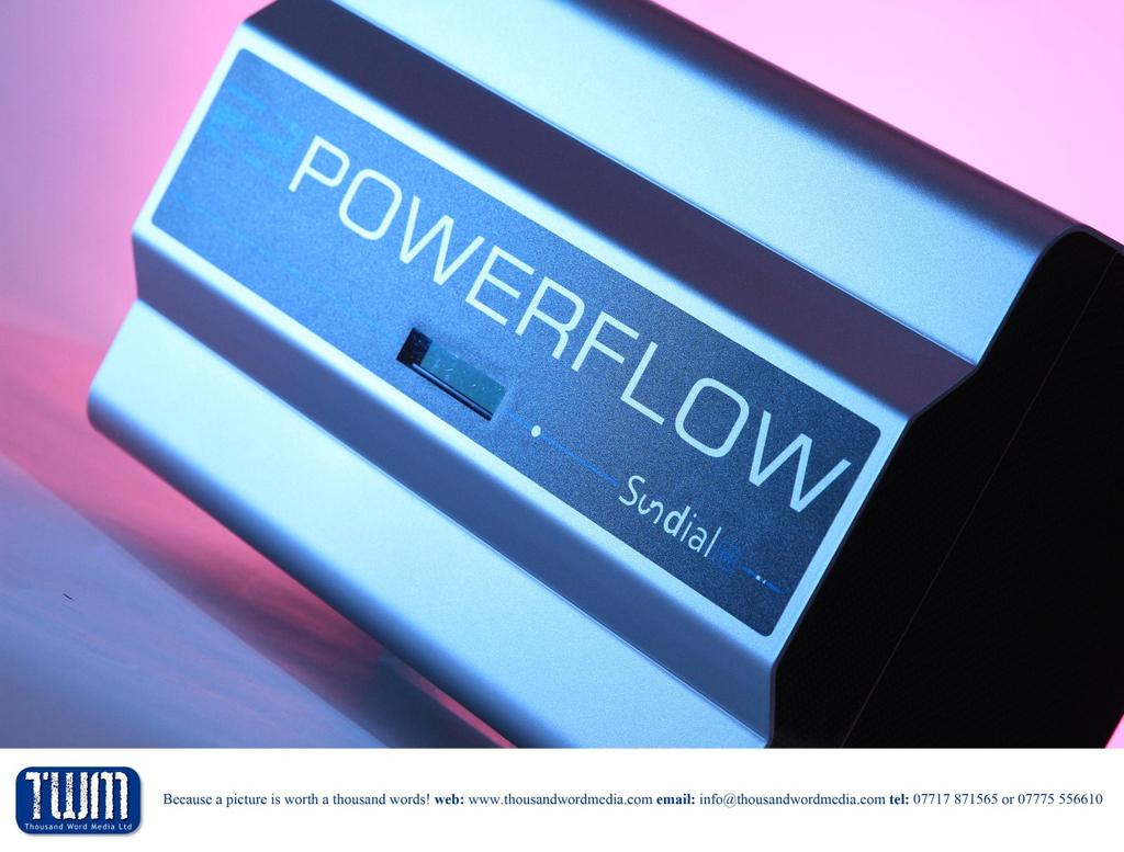 manufacturing techniques to reduce cost, but not quality. PowerFlow s Sundial is the new generation of energy storage products.