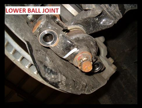 separate the ball joint