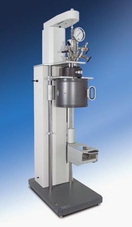 Series 4570/80 High Temperature/High Pressure Reactor Systems Series Number: 4570/80 Type: High Temperature High Pressure Stand: Bench Top, Floor Stand or Cart Vessel Mounting: Moveable or Fixed Head