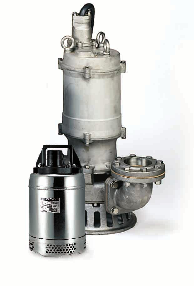 SFQ/SQ Stainless Steel pumps.
