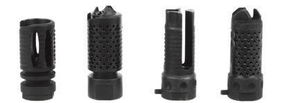 5.56 muzzle devices P/N: 93048 NSN: 1005-01-460-3249 P/N: 32316 P/N: 30555 P/N: 30168 P/N NAME DESCRIPTION CALIBER LENGTH WEIGHT THREAD 93048 M4QD FLASH HIDER KIT Flash Hider Compatible with QDSS-NT4