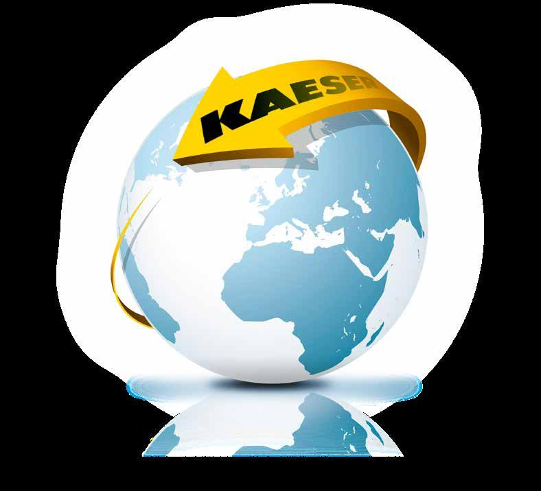 With innovative products and services, KAESER KOMPRESSOREN s experienced consultants and engineers help customers to enhance their competitive edge by working in close partnership to develop