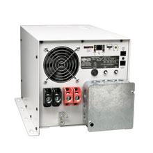 3000W PowerVerter RV Inverter/Charger with Hardwire Input/Output MODEL NUMBER: RV3012OEM Description Tripp Lite's RV3012OEM Inverter/Charger is the quiet alternative to gas generators with no fumes,