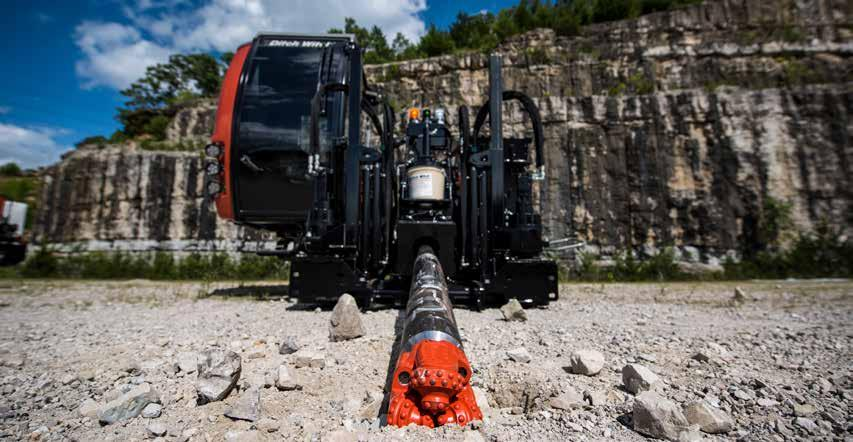 VACUUM EXCAVATORS Ditch Witch vacuum excavators are designed for a tremendous range of