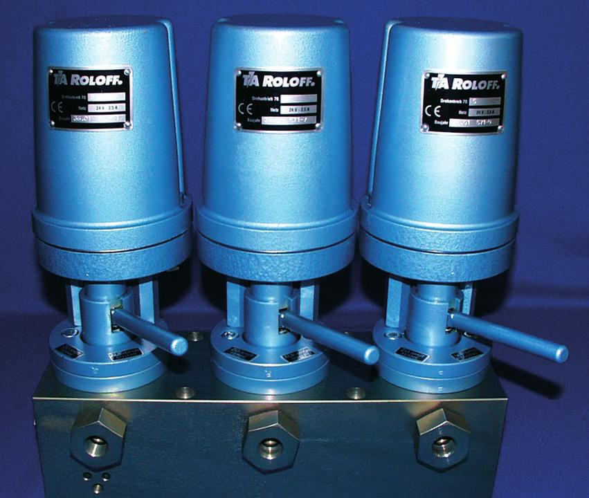 Special Application Valves Highest-Pressure Ball Valves E 800 bar / 1200 PSI ball valve combination for alternating pressure demands from 6 bar / 87 PSI up to 800 bar / 12000 PSI working in a hose