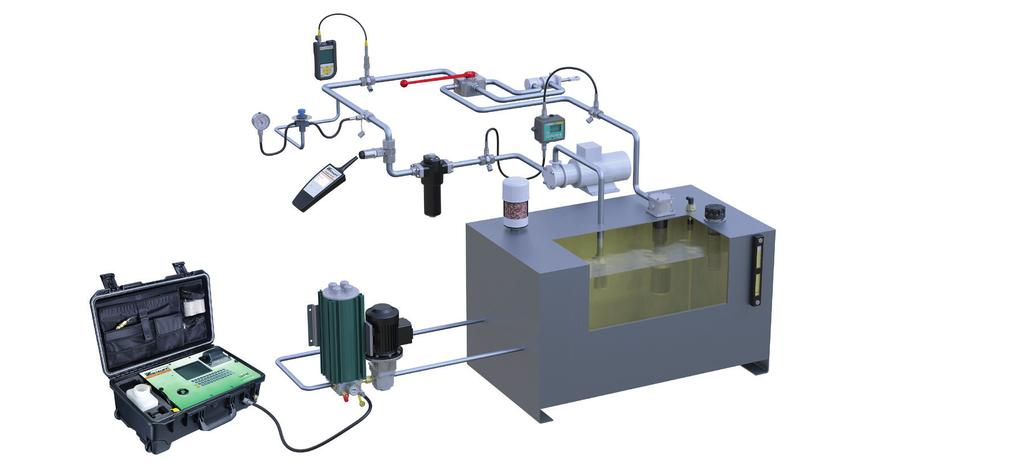 Introduction Aligned with the needs of the market, the product groups STAUFF Test STAUFF Diagtronics STAUFF Filtration Technology STAUFF Hydraulic Accessories include a comprehensive range of