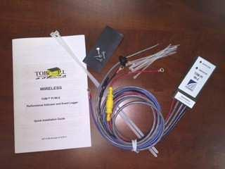Package Contents TOBi PI WiZ package contains the following items: TOBi PI WiZ battery module (4) #10 Selftapping
