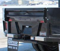 Power Locks Cargo D-Rings* Slam Tailgate* Options not pictured: LED compartment lights
