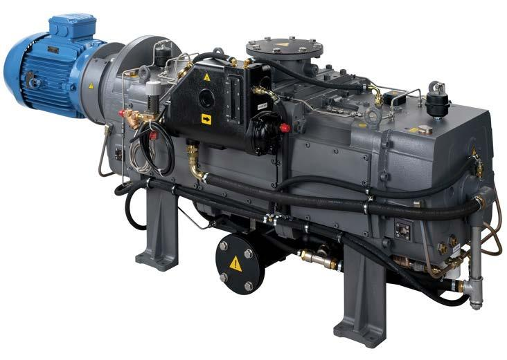 IDX 00/1300 DRY PUMP MAXIMISE YOUR PRODUCTIVITY AND PERFORMANCE The IDX00 is the benchmark in performance for fast pump-down of large chambers and high