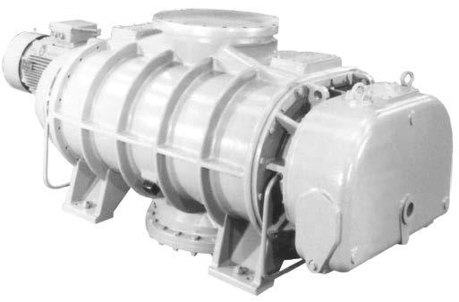 HV30000/40000 MECHANICAL BOOSTER PUMP MAXIMISE YOUR PRODUCTIVITY AND PERFORMANCE HV30000/40000 is a high capacity