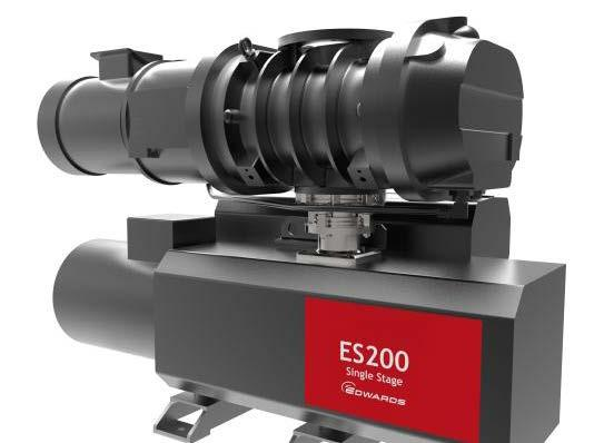 ES PUMP AND BOOSTER COMBINATIONS MAXIMISE YOUR PRODUCTIVITY AND PERFORMANCE Edwards is able to offer a range of ES rotary vane pumps and mechanical boosters, complete with combination kits to mount