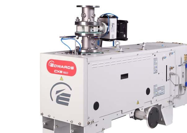 CXS CHEMICAL DRY PUMP SIMPLY RELIABLE Edwards is synonymous with vacuum.