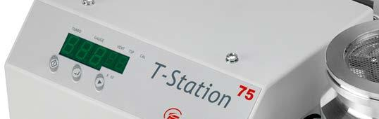 The T-Station comes with our TAG (Turbo and Active Gauge) controller fitted as standard which enables single button start/stop of the system, the ability to control one of our Active Gauges*, vent