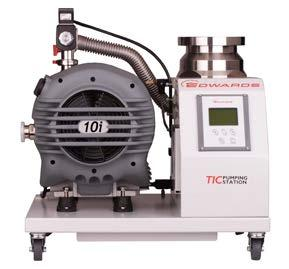 Ordering Plug and play turbopumping station Everything about our new range of next turbopumping stations has been developed to provide a comprehensive vacuum solution with the latest technological